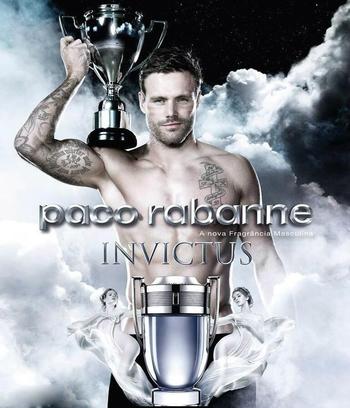 Мужская туалетная вода Paco Rabanne Invictus