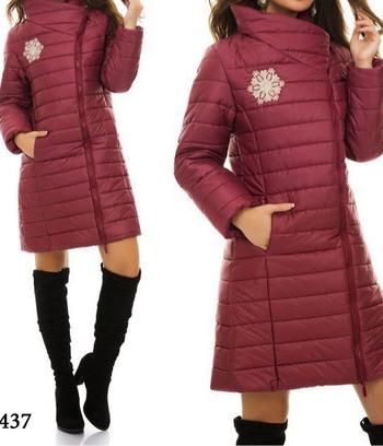 """Женская куртка """"Снежинка"""""""