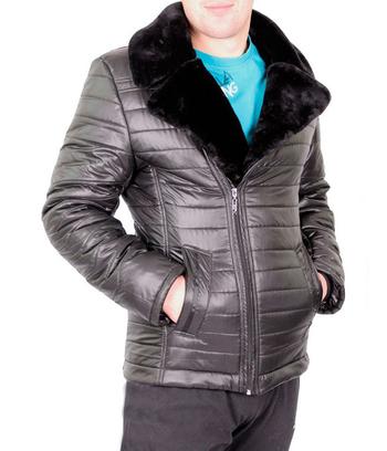 "Зимняя куртка мужская косуха ""Тони"""
