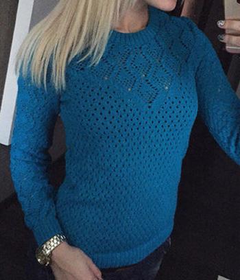 легкие свитерки, женские свитера легкие, ажурные свитера