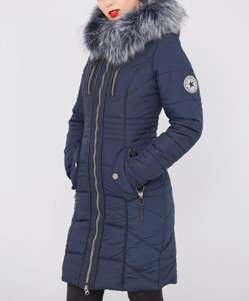 "Женская зимняя куртка ""Канада"""