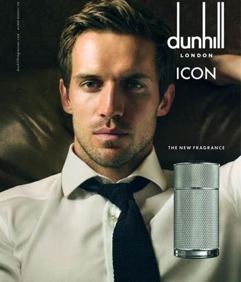 Мужская туалетная вода Alfred Dunhill Icon (реплика)