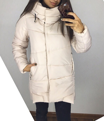 "Куртка женская зимняя ""Канада"""