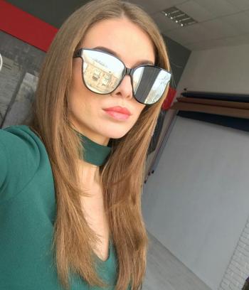 """Женские солнцезащитные очки """"Monster"""" (реплика)"""