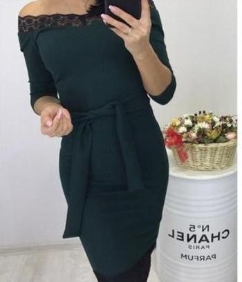 """Платье с гипюром """"Руслана"""""""
