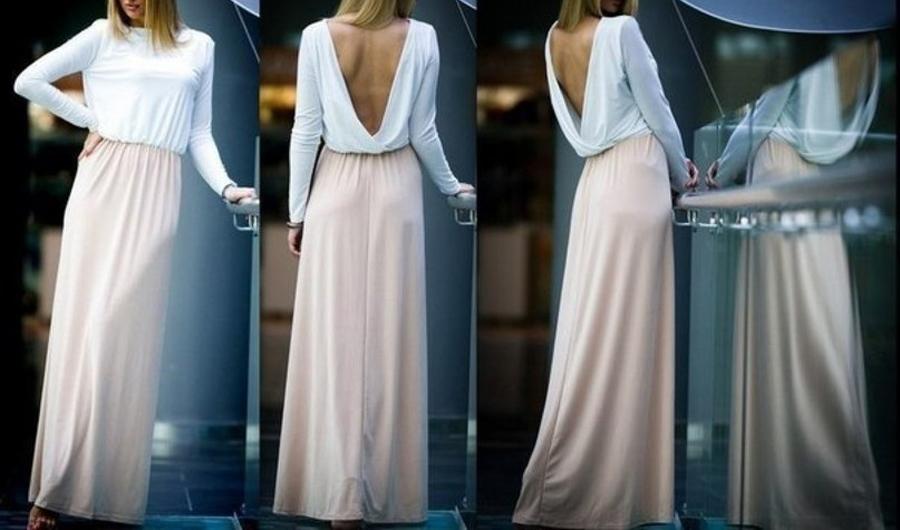 """Платье длинное женское """"Джереми"""""""