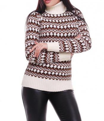 теплые женские свитера