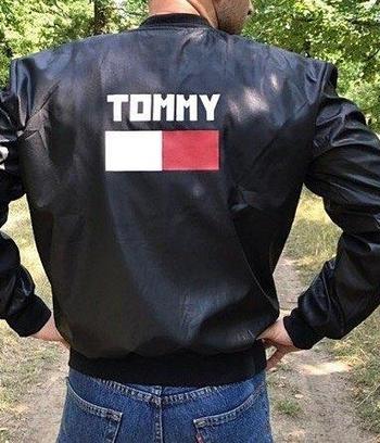 """Ветровка мужская """"Томми"""""""