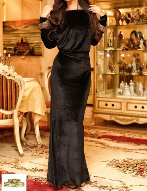"""Платье длинное с открытой спиной """"Венеция"""""""