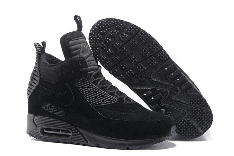 "Кроссовки зимние ""Nike Air Max 90 Winter sneakerboot"""