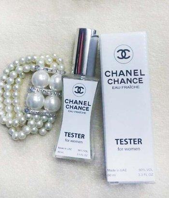 Тестер женский Chanel Chance Eau Fraiche (Шанель Шанс Еу Фреш), 60 мл