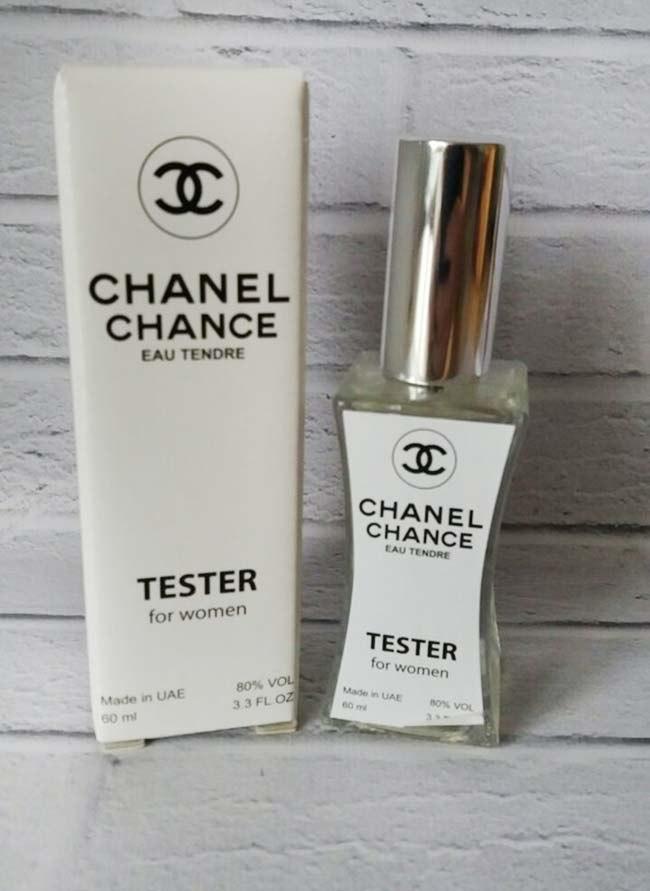 14db8c06d413 Тестер женский Chanel Chance Eau Tendre (Шанель шанс тендер), 60 мл