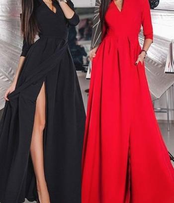 """Длинное платье """"Гарсия"""""""