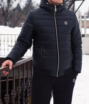 "Мужская куртка ""Philipp Plein"""