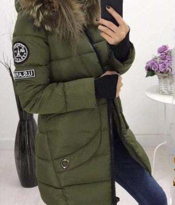 """Куртка зимняя женская """"Свон"""""""