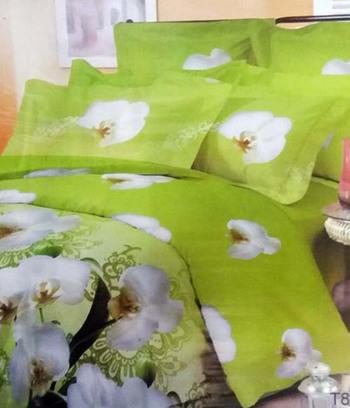 """Постельное белье """"Белая орхидея"""""""