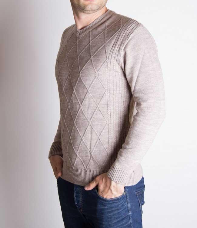 модные мужские свитера