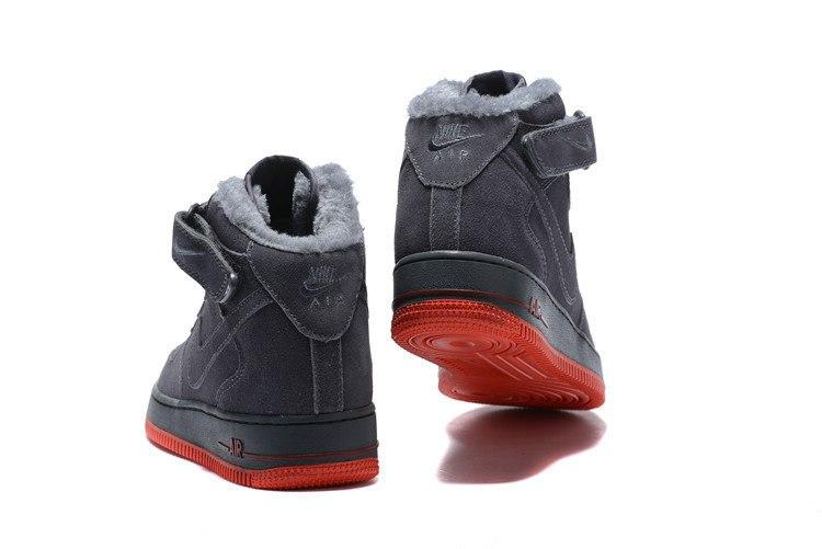 """Зимние кроссовки мужские """"Nike Air Force"""""""