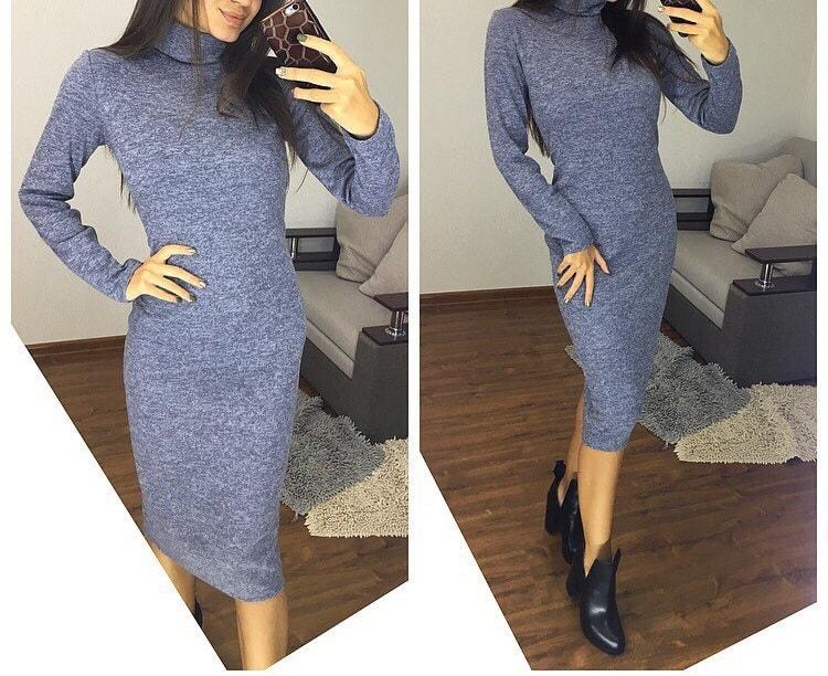 "Женское платье ""Кашина"""