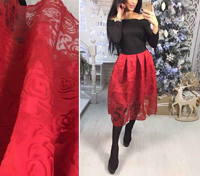 """Платье с кружевом """"Розалин"""""""