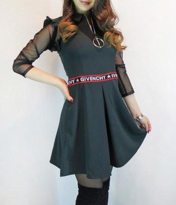 Купить Роскошное длинное вечернее платье Genevieve 5d4eb599f37ef