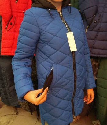женские зимние куртки