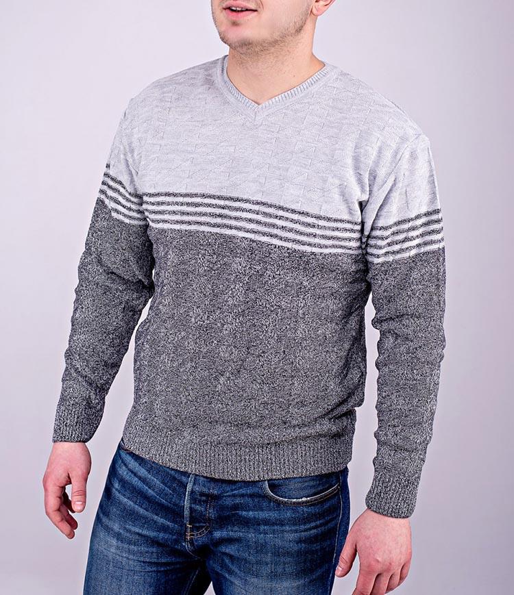 c21bde6a6e7 Купить Стильный мужской свитер Aphon на miliydom