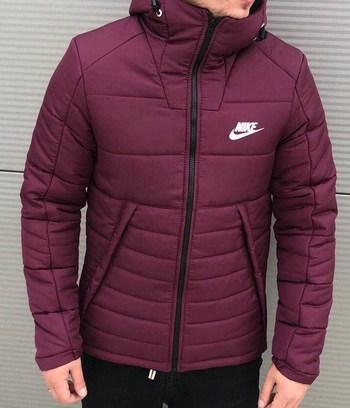"""Мужская зимняя куртка """"Nike"""""""