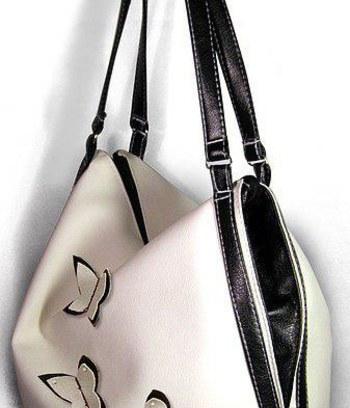 """Модная сумка в складку """"Anabelle"""""""
