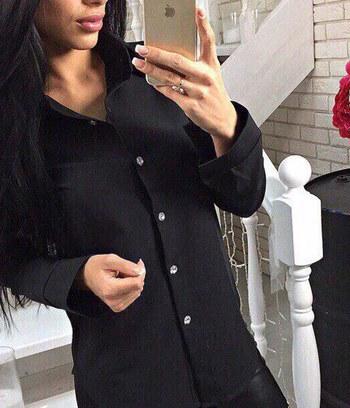 блузы женские классические