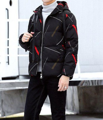 "Мужская куртка евро зима ""Стивен"""