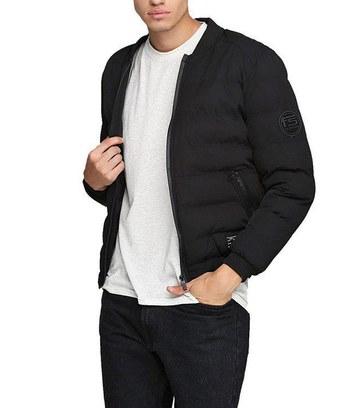 "Модная мужская теплая укороченная куртка ""Дастин"""