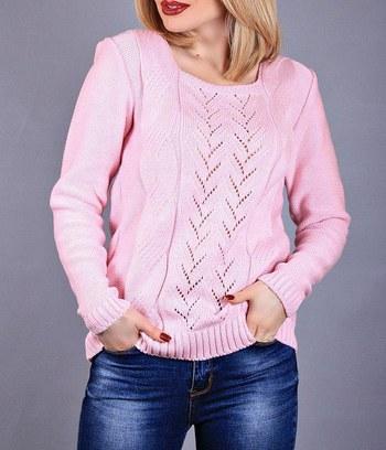 женские вязанные свитера, модные женские свитера