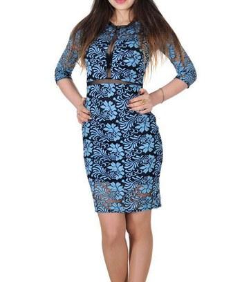 "Шикарное вечернее мини платье ""Kimberly"""