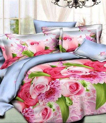 красивое постельное белье, постельное из бязи ранфорс