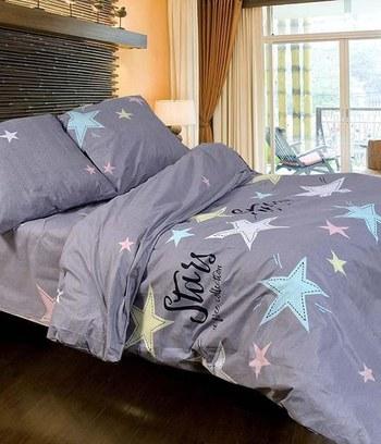 красивое постельное белье, постельное из бязи