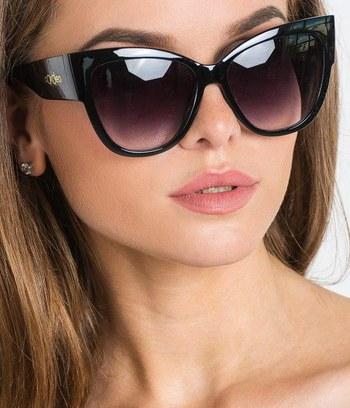 """Модные солнцезащитные очки лисички """"Bridget"""""""