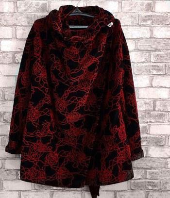 модное женское пальто, демисезонное женское пальто больших размеров