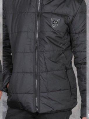 демисезонная мужская куртка, плотная мужская куртка