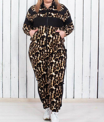 модные костюмы, леопардовый костюм