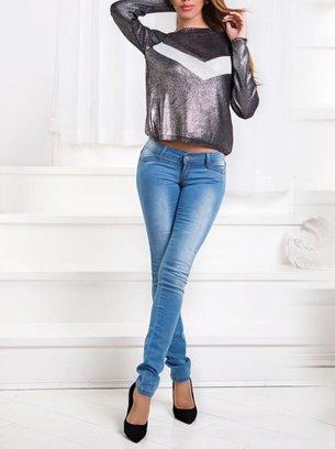 джинсы классика