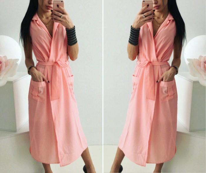 платье халат, молодежное платье