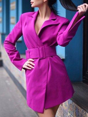 кашемировое пальто, синее пальто,