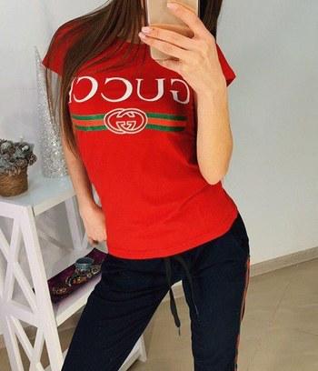 """Спортивный костюм с футболкой """"Gucci"""""""