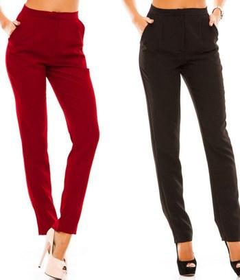 """Стильные женские классические зауженные брюки """"Рика"""" в расцветках"""