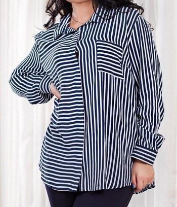 модные женские рубашки, женские рубашки в полоску, женские рубашки больших размеров, легкие женские рубашки