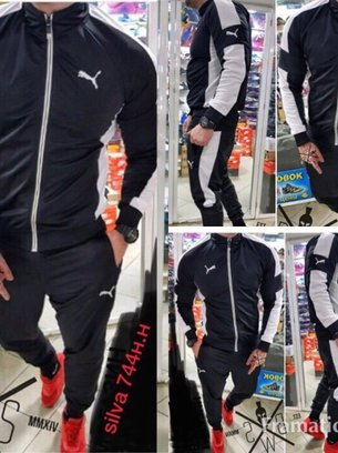 мужской спортивный костюм пума