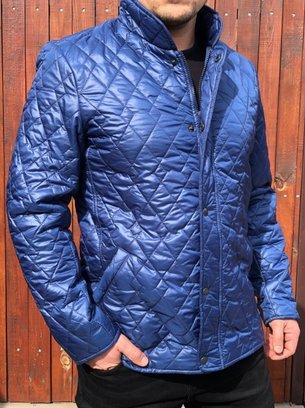ветровка мужская, стеганная куртка, демисезонная куртка мужская