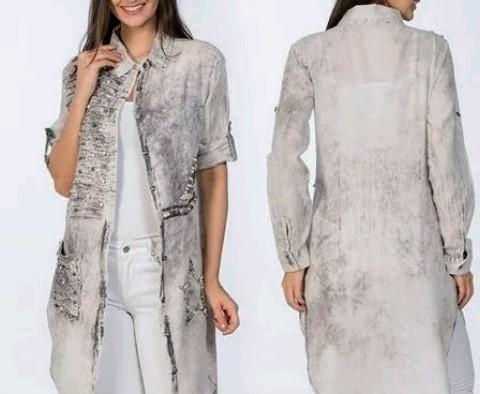 женские модные рубашки, удлиненные женские рубашки, женские рубашки из коттона