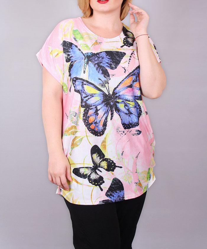 большая футболка, женская футболка больших